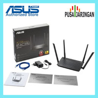 ASUS RT-AC59U AC1500 Dual Band WiFi Router with MU-MIMO