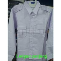 Baju seragam PDH lengan panjang