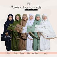 MUKENA MARWAH KIDS ORIGINAL BY ARRAFI #MUKENA ANAK EXCLUSIVE
