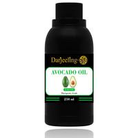 250ml Avocado Oil 100% Murni | Minyak Alpukat Carrier Oil