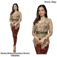 Setelan brokat set baju adat bali kebaya wanita