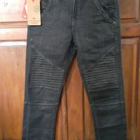 Ory celana jeans leecooper carloz slim biru W28 L32