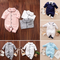 Baby Jumper Romper motif Piyama Anak Bayi Cowo Cewe Unisex lucu