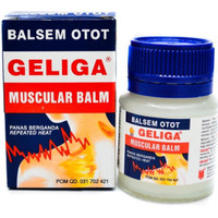 Geliga Balsem [20 gr /12 pcs /1 lusin ]