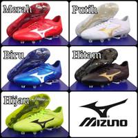 Sepatu Bola Mizuno - Hijau, 42