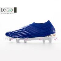 Sepatu Bola Adidas Copa 20+ FG Blue Silver