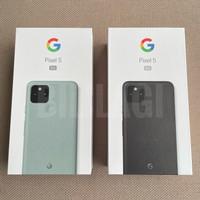 Google Pixel 5 5G 8GB 128GB Snapdragon SD765G