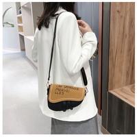 FUNATIC❤️UN VOYAGE!! Tas Selempang Import Korea Style 2021 FA959 - Cokelat