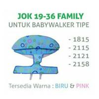 Makassar! Jok Dudukan Kereta Baby Walker Family Original Tipe 2121 /