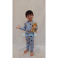 Baju Tidur Anak/ Piyama Anak/ Setelan Anak/ Boy Sleep Wear - Disney - 1 Year / 90