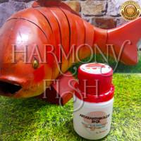 ASTAXANTHIN RC10 25GR Astaxantin Red Pigmen Merah Koi Arowana Channa