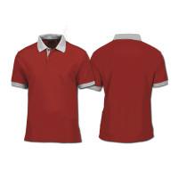 Kaos Polo Shirt Pria / Kaos Kerah Pria / Kaos Distro Polos Kombinasi