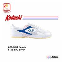Sepatu Olah Raga Tenis Meja Badminton Kodachi 8118 Biru Silver Size 37
