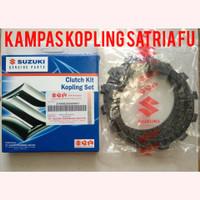 Plat Kampas Kopling Satria Fu 150