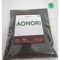 Aonori 500gr Pure Bubuk, Cocok Taburan Takoyaki, Ketetapan Halal MUI