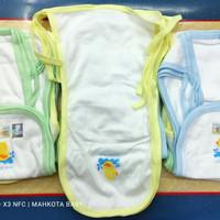 popok bayi newborn singel lis /lower bayi lis warna/SNI/KATUN/1LSN/