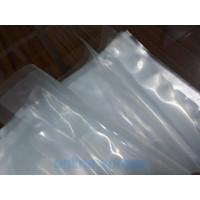 Bag plastik plain/polos food grade vacum sealer 80 mic