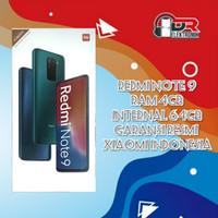 redmi note 9 4/64 garansi resmi xiaomi indonesia