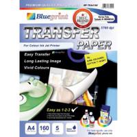 BLUEPRINT TRANSFER PAPER DARK A4 160 GSM
