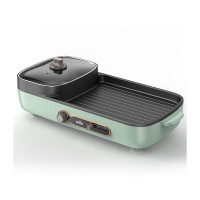 Emily 2 in 1 Electric Grill Griller - 3 Liter