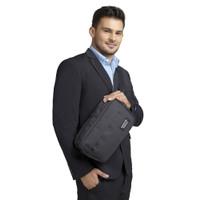 Martin Versa EVOX6 Tas Selempang Pria Kanvas Man Slingbag USB Charging