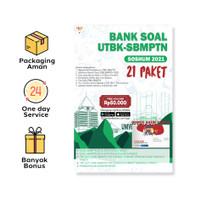 BUKU BANK SOAL UTBK-SBMPTN SOSHUM 2021 (BEBAS INTI CENDEKIA)