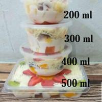 Salad Buah | MINIMAL ORDER 3 CUP MIX UKURAN | Cek deskripsi produk