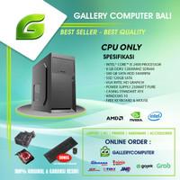 KOMPUTER / PC RAKITAN INTEL CORE I5 CPU ONLY SIAP PAKAI