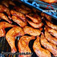 Smoked Chicken Organic Daging Ayam Dada Paha Asap Frozen - Moedhir