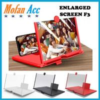 ENLARGED SCREEN F3 Kaca Pembesar Layar HP Enlarger Mobile Phone Cinema