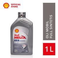 Oli Mesin Mobil Shell Helix HX8 5W-30 (1L)+Ganti Oli di Tempat