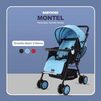 Kereta Dorong Bayi Reversible / Stroller Babydoes / Baby Does Montel