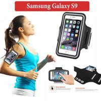 Samsung S9 Soft Sports Running Armband Bag Case Cover Casing Olahraga