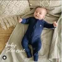 Little Palmerhaus Baby Sleepsuit Sleep Suit Sleepsuits Baju Bayi