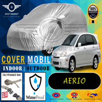Selimut Sarung Body Cover Mobil Suzuki Aerio Sedan pengait ban