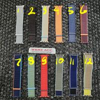 Strap Nylon Woven Apple Watch Iwatch Series 1 2 3 4 5 38mm 40mm