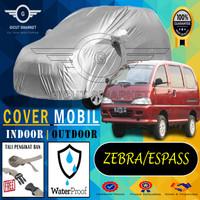 Selimut Sarung Body Cover Mobil Daihatsu Zebra Carry Plus pengait ban