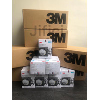 Masker 3M 8210 N95 ORIGINAL BOX SEGEL HOLOGRAM