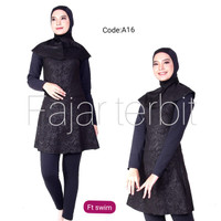 baju renang wanita muslim dewasa/baju renang perempuan muslimah dewasa