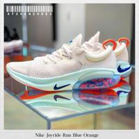 Sepatu Original Nike Joyride Run Blue Orange BNIB