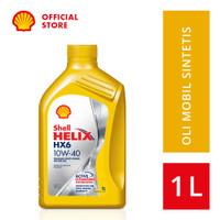 Oli Mesin Mobil Shell Helix HX6 10W-40 (1L)