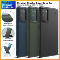 Original Ringke Onyx Case Samsung Galaxy S20 FE S20FE 2020 Soft Casing