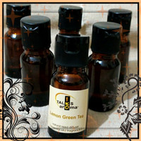 aromatherapy lemon green tea 10 ml minyak aromaterapi 100% original