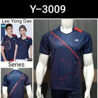 baju kaos badminton bulutangkis yonex import y 3009