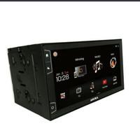 Head unit ASUKA PTA-100 tanpa tv tuner double din asuka pta-100