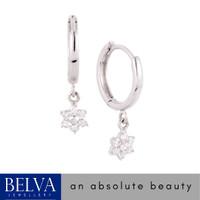 Anting / Giwang Berlian / Simple Star - Belva Jewellery - BAERLP01786