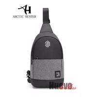 Arctic Hunter Tas Selempang Sling Bag XB00064 - Dark Grey