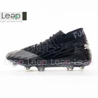 Sepatu Bola Puma Future 5.1 Netfit FG All Black
