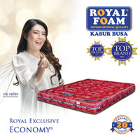 Kasur Busa Royal Exclusive Economy