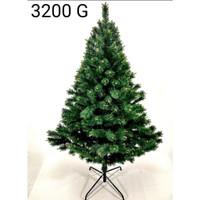 Pohon Natal PINUS Polos 60 cm 90 cm 120 cm 1.5m 2m Pine Christmas Tree